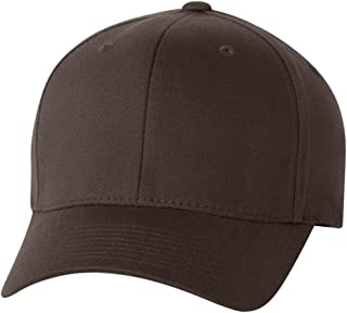 Unisex Wooly Combed Twill Cap - 6277