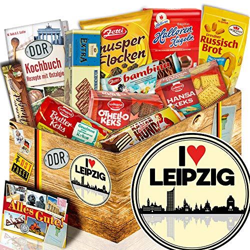 Geschenk Keks / Ost Box / I love Leipzig / Geburtstagsüberraschung Leipzig