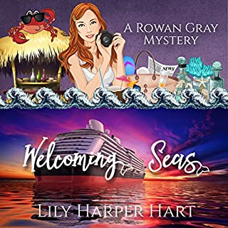Welcoming Seas audiobook cover art