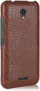 جراب Lenovo A1010/VIBE B A2016 للهاتف الخلوي درع صلب 360 درجة لحماية هاتفك بنمط تمساح لهاتف Lenovo A1010/VIBE B A2016 Leno...