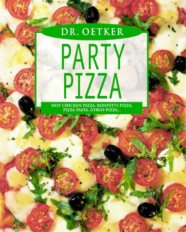 Dr. Oetker Party-Pizza : Hot-Chicken-Pizza, Konfetti-Pizza, Pizza-Pasta, Gyros-Pizza