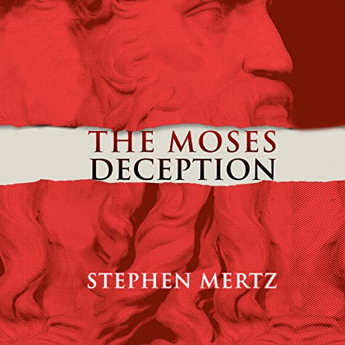 The Moses Deception audiobook cover art