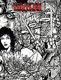 Teenage Mutant Ninja Turtles: The Ultimate B&W Collection Vol. 1 (English Edition)