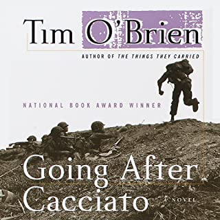 Going After Cacciato                   By:                                                                                                                                 Tim O'Brien                               Narrated by:                                                                                                                                 Kevin T. Collins                      Length: 12 hrs and 8 mins     162 ratings     Overall 3.8