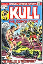 Kull The Conqueror (Marvel Comic #7) March 1973