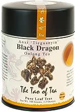 The Tao of Tea, Black Dragon Oolong Tea, Loose Leaf, 3.5 Ounce Tin