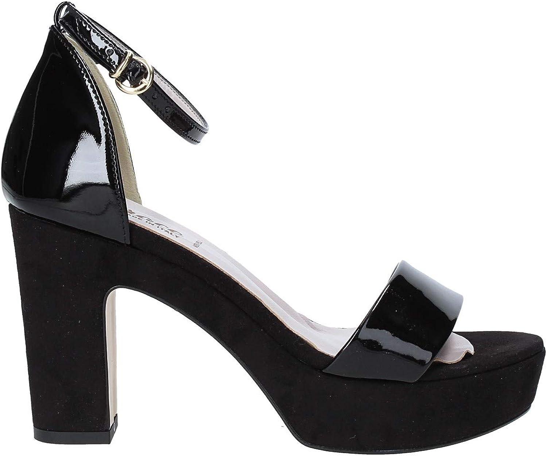 GRACE schuhe 679008 Sandalen mit Absatz Frauen