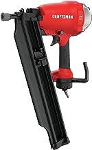 CRAFTSMAN Framing Nail Gun, 2 to 3-1/2-Inch, 21 Degree Plastic (CMP21PL)
