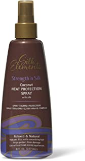 Silk Elements Coconut Heat Protection Spray