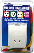 Jackson Universal Outbound Travel Adaptor with USB, 70130