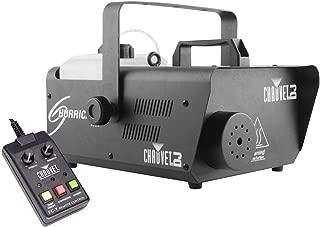 CHAUVET DJ Hurricane 1600 Compact High-Output Fog Machine w/Timer Remote & Automatic Shut-Off