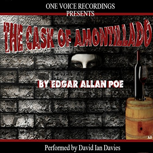 Couverture de The Cask of Amontillado