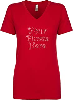 create your own bling shirt