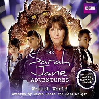 The Sarah Jane Adventures: Wraith World audiobook cover art
