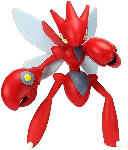wholesale Pokémon sale 4-inch sale Battle Feature Figure - Scizor outlet online sale