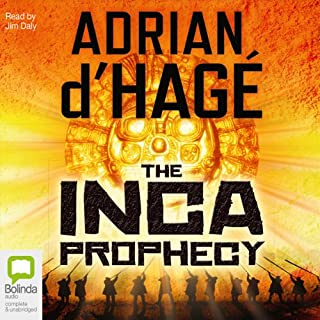 Inca Prophecy cover art