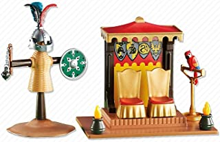 PLAYMOBIL® Add-On Series - Kings Tournament Longe with Puppet