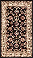 """Well Woven Barclay Sarouk Red Traditional Area Rug 2'3"""" X 3'11"""""""