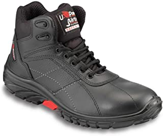 solo para ti U-Power U-Power U-Power sg10164–46encaje hasta botas, scuro S3SRC, tamao 11, negro  mejor calidad mejor precio