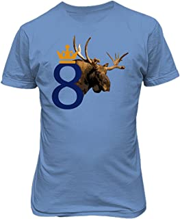 Mike Moustakas Kansas City Moose Men's T-Shirt