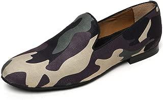 Bareskin Men 3D cameouflage Design Slip on Shoe