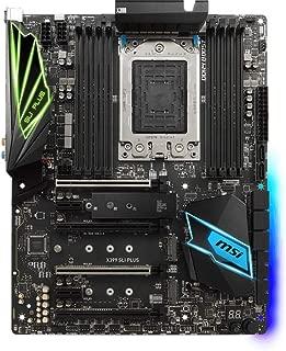 MSI X399 SLI PLUS TR4 DDR4-3600(OC) USB3.1 RGB ATX