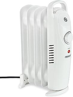 comprar comparacion Monzana Radiador de aceite silencioso con 5 ranuras portátil 500W termostato regulable robusto calefactor estufa calor