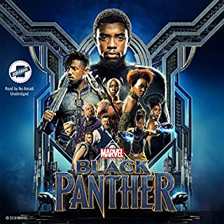 MARVEL's Black Panther                   By:                                                                                                                                 Jim McCann                               Narrated by:                                                                                                                                 Ike Amadi                      Length: 3 hrs and 1 min     2 ratings     Overall 5.0