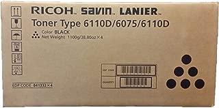 Ricoh 841332 Black Toner Cartridge