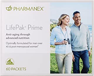 Pharmanex Lifepak Prime Anti-aging Formula 60 Packets