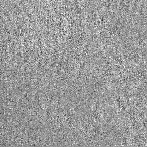 Deshome Alessia - Tessuto al metro Microfibra Idrorepellente per divani, cuscini, complementi d'arredo (Grigio argento, 1 metro)
