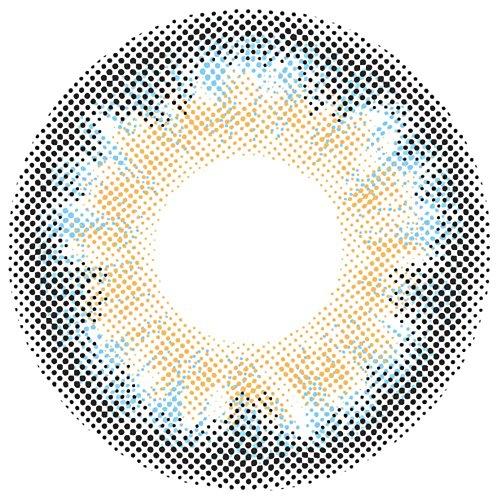 リルムーン ワンデー 1箱10枚入【ウォーターウォーター PWR:度なし】Lilmoon 1day WaterWater ローラ ワン...