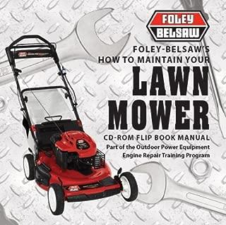Foley-Belsaw's How to Repair Your Lawn Mower Digital Manual