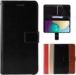 Case suitable for OPPO Reno5 Pro Plus Phone Case,OPPO Reno5 Pro Plus Flip Wallet,Built-in Multiple Card Slot Design(Black)