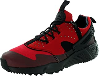 Mens Air Huarache Utility Gym Red/Black Running Shoe 9 Men US