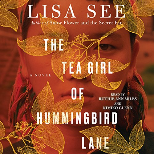 Page de couverture de The Tea Girl of Hummingbird Lane