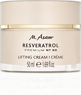 M.ASAM Reservatrol Nt50 Lifting Face Cream, 1.69 Oz.