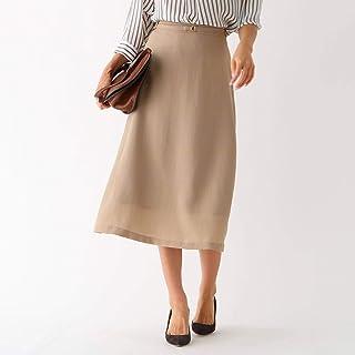 (アクアガール) aquagirl ツイルヴィンテージ 台形スカート 12976305