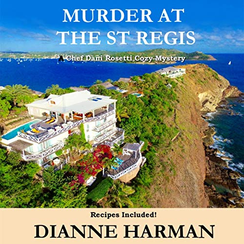 Murder at the St. Regis Audiobook By Dianne Harman cover art