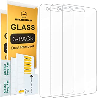 [3-Pack]-Mr.Shield for LG Fortune 2 [Tempered Glass] Screen Protector [Japan Glass with 9H Hardness] with Lifetime Replacement