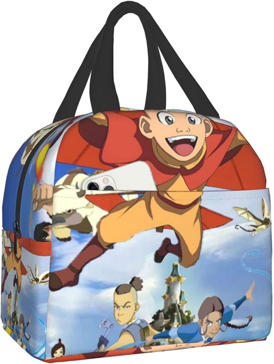 Avatar The Last Airbender 4 B San Diego Max 43% OFF Mall Portable Insulation Rice Thermal