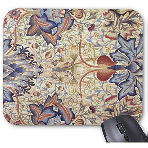 Egoa muismat design douchekop van William Morris muismat 25 x 30 cm