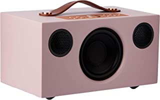 Audio Pro Addon C5 Wireless Multiroom Speaker, with WiFi Presets and Bluetooth Connectivity, Pink