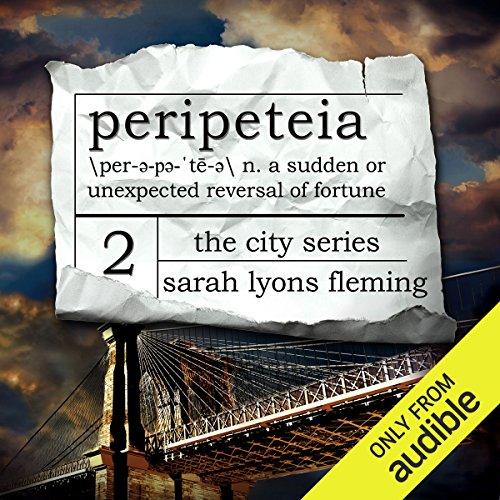 Peripeteia audiobook cover art