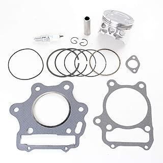 NICHE Standard Bore Gasket Piston Spark Plug Kit For Honda Sportrax TRX300EX 213101-HM3-670