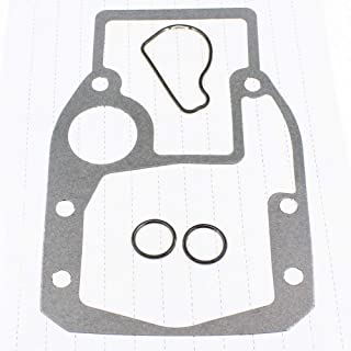 QAZAKY Outdrive Mounting Gasket Seal O-ring Set for OMC Cobra Sterndrives 1986-1993 508105 Sierra 18-2613 GLM 39630 57435 911823 911836 911851 915850 18-2918 18-2996 18-7153 IMC100