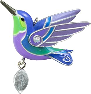Hallmark Keepsake 2016 Mini Hummingbird Christmas Ornament
