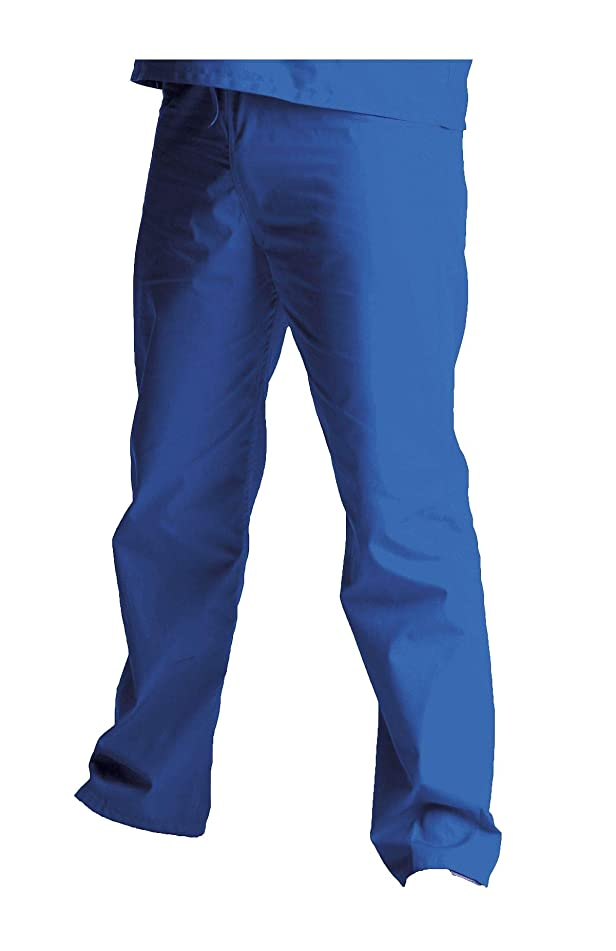 Scrub Zone Scrub Pants, S, Blue, Unisex - 85221, 2 packs