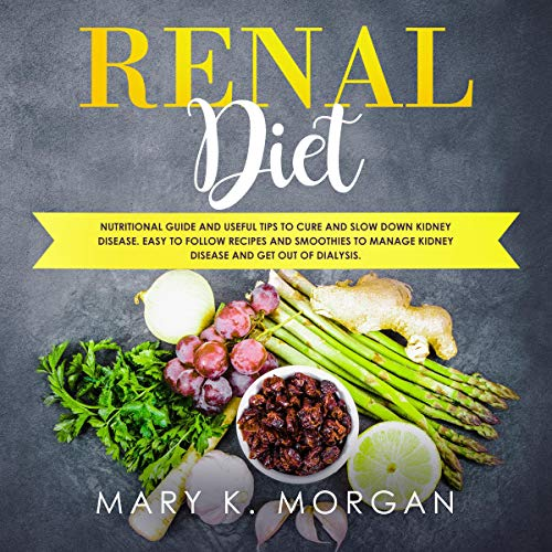 Renal Diet  By  cover art