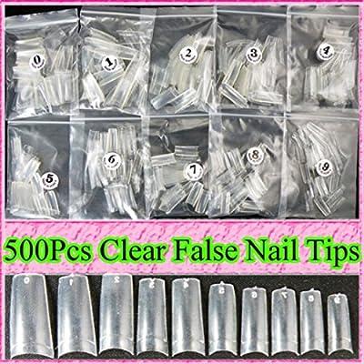 Extensiones artificiales para uñas